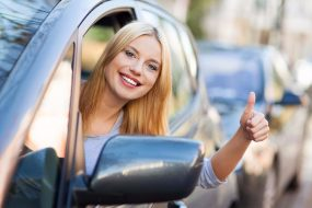 TEST DRIVE with your new smile!